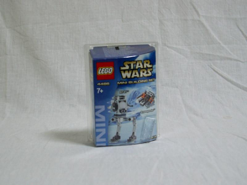 #4486 レゴ ミニAT-ST&スノースピーダー