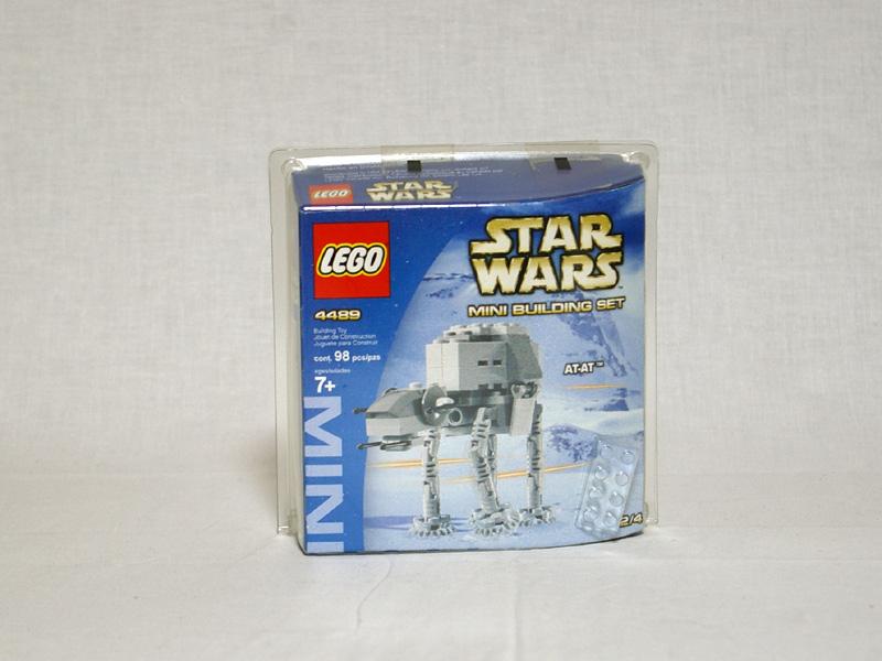 #4489 レゴ ミニAT-ATウォーカー