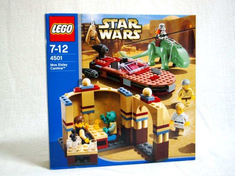 #4501 レゴ モス・アイズリー・カンティーナ