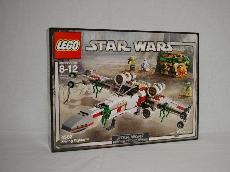 #4502 レゴ Xウィング・ファイター