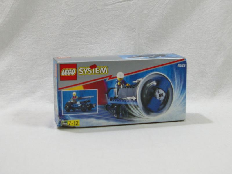 #4533 レゴ 除雪車