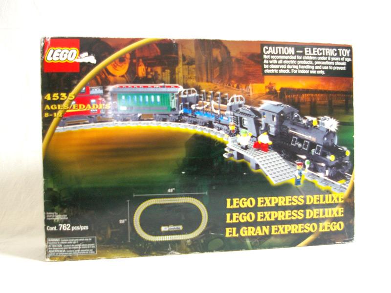 #4535 レゴ エクスプレス・デラックス