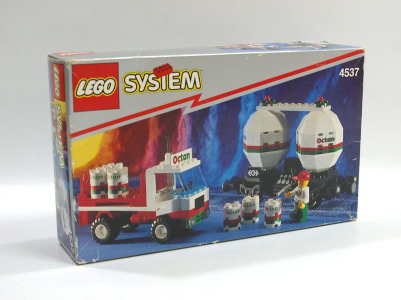 #4537 レゴ タンク車