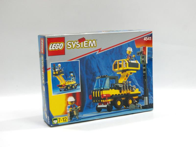 #4541 レゴ 鉄道補修車