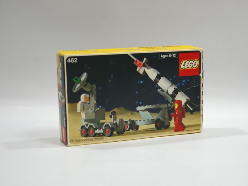 #462 レゴ 移動ロケット発射台