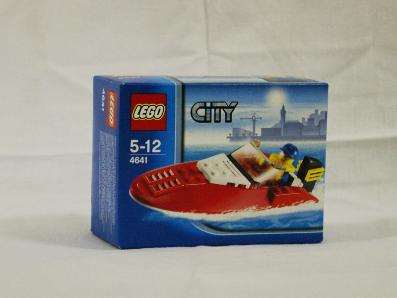 #4641 レゴ スピードボート