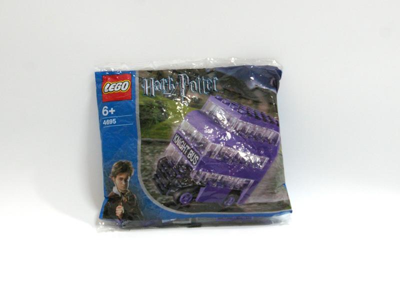 #4695 レゴ ミニナイトバス