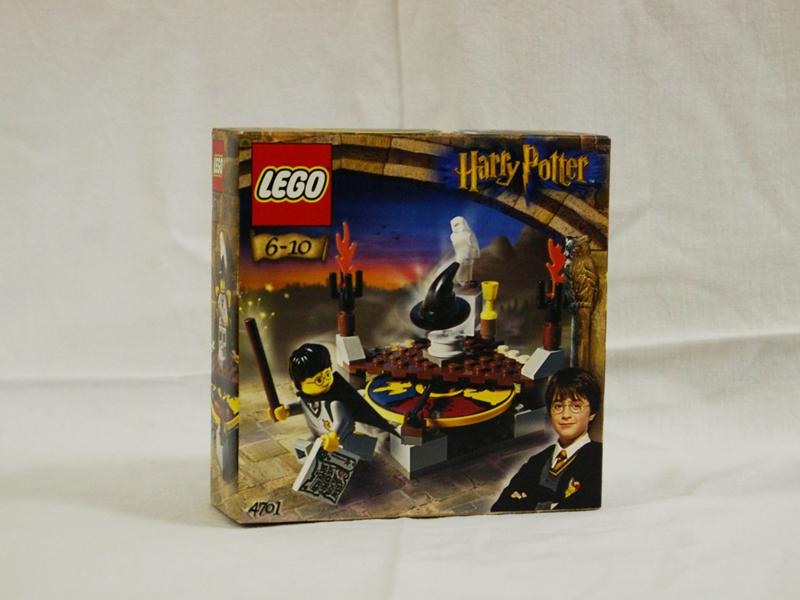 #4701 レゴ 組分け帽子