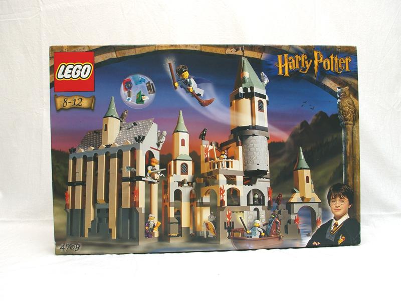 #4709 レゴ ホグワーツ城