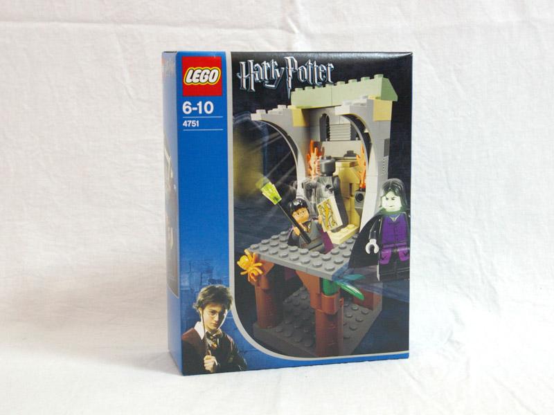 #4751 レゴ ハリーと忍びの地図