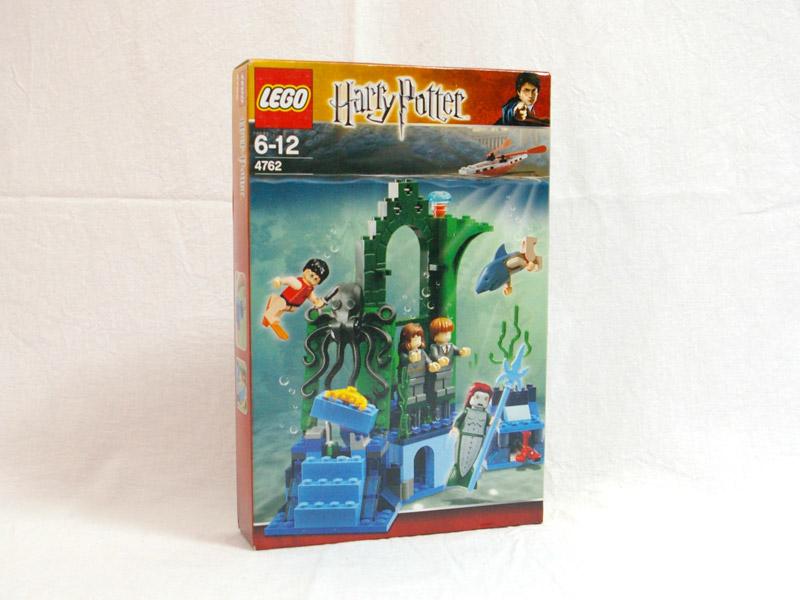 #4762 レゴ 水中人からの救出