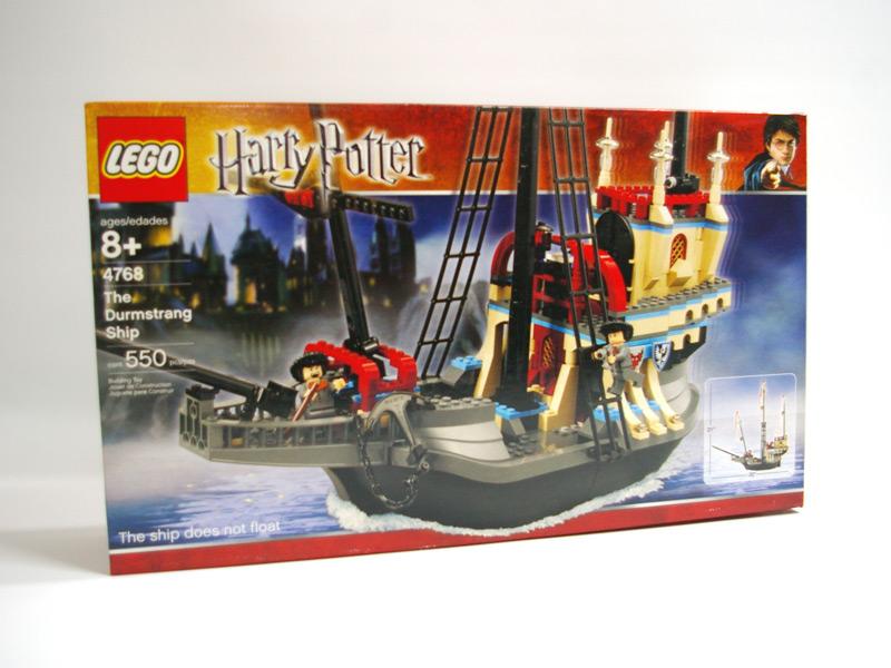 #4768 レゴ ダームストラングの帆船