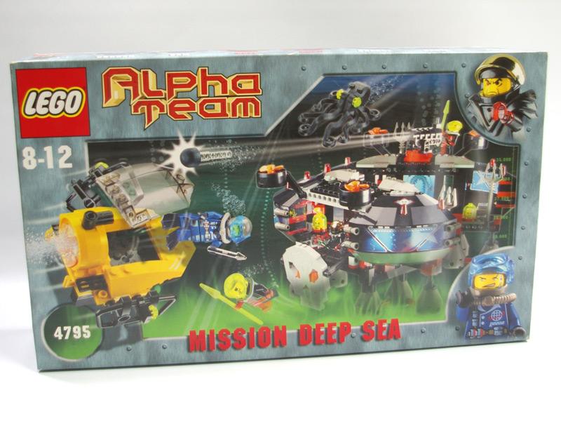 #4795 レゴ オグル ダーク・ベース