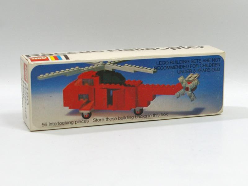 #480 レゴ レゴランド・ヘリコプター