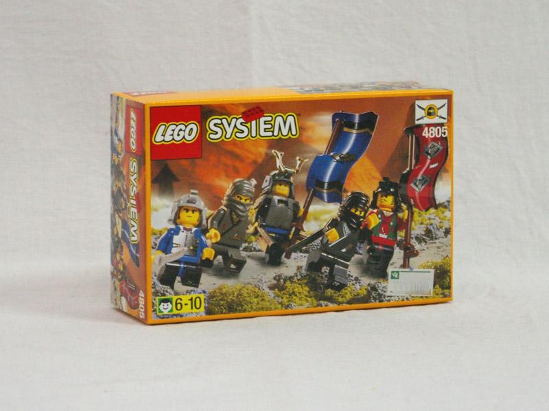 #4805 レゴ ニンジャ人形セット