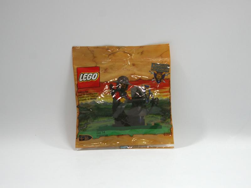 #4811 レゴ リチャードのアローシート