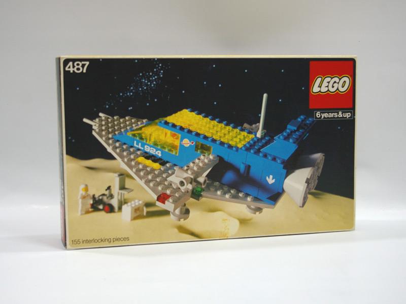 #487 レゴ スペーストランスポーター