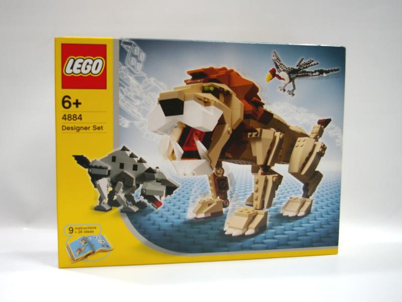 #4884 レゴ ワイルドアニマル