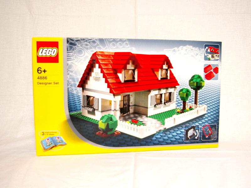 #4886 レゴ マイホーム