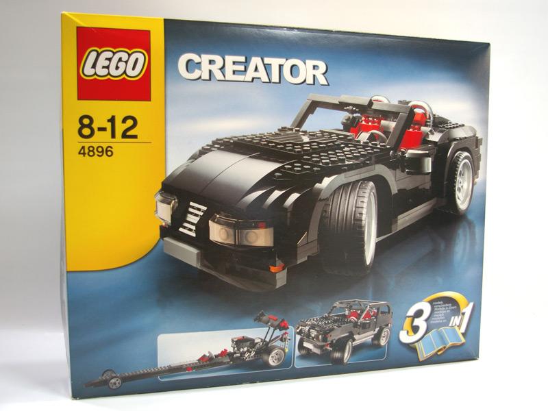 #4896 レゴ ロードスター