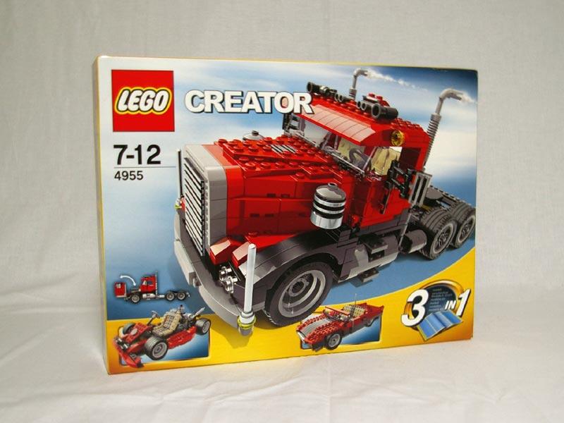 #4955 レゴ トラック