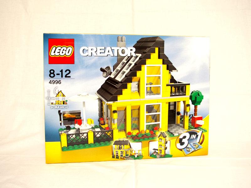 #4996 レゴ コテージ