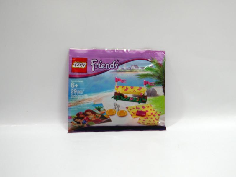 #5002113 レゴ ビーチ・ハンモック