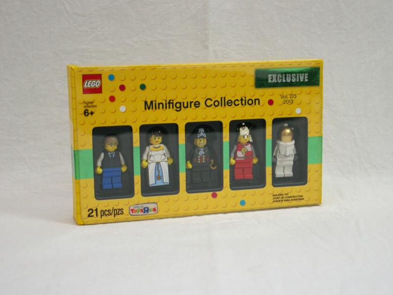 #5002147 レゴ ミニフィギュアコレクション Vol.2/3