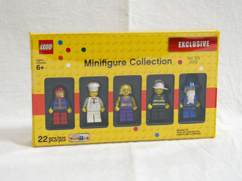 #5002148 レゴ ミニフィギュアコレクション Vol.3/3