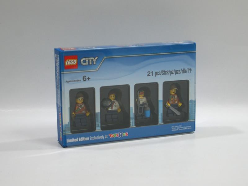 #5004940 レゴ ミニフィギュアコレクション シティ