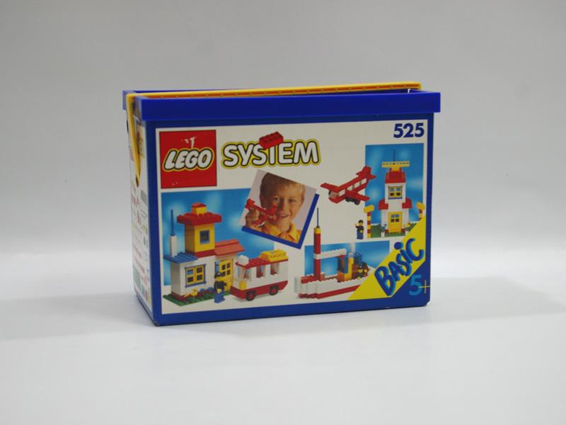 #525 レゴ ハンディボックス