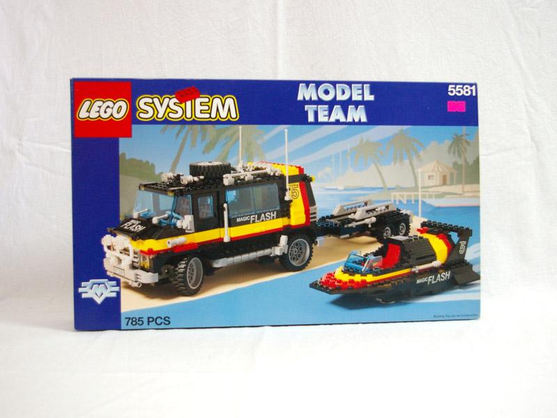 #5581 レゴ マジックフラッシュ
