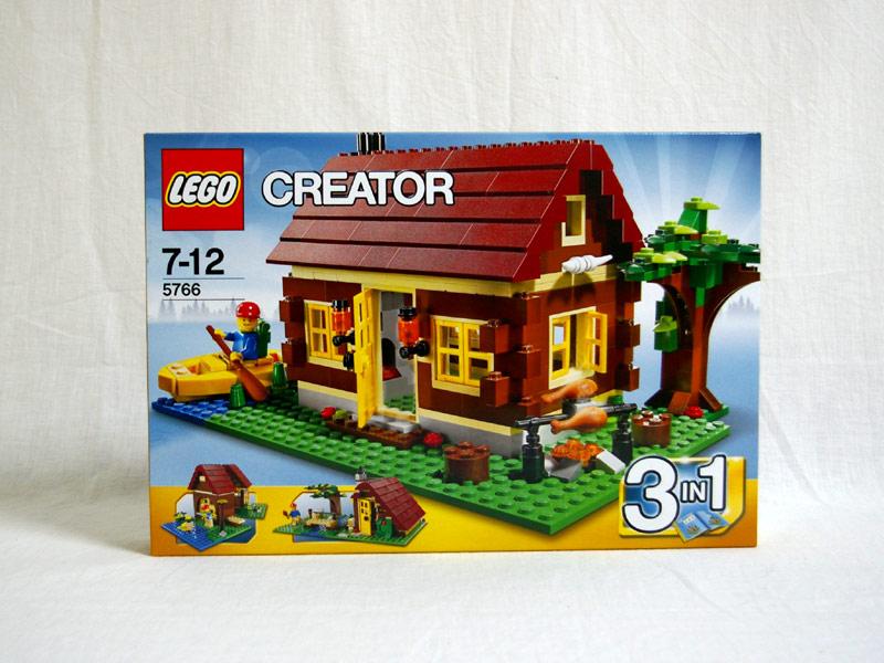 #5766 レゴ ログハウス