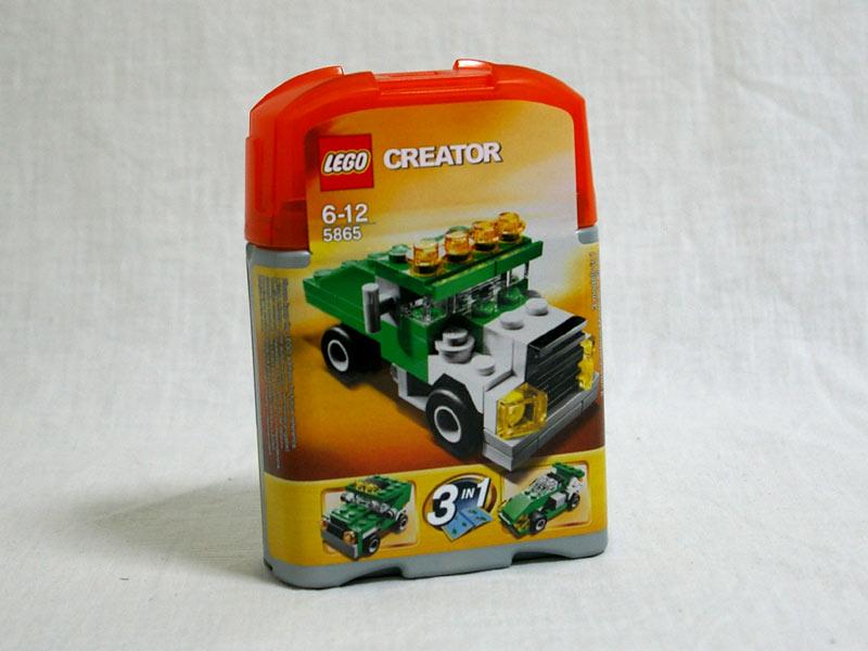 #5865 レゴ ミニダンプカー
