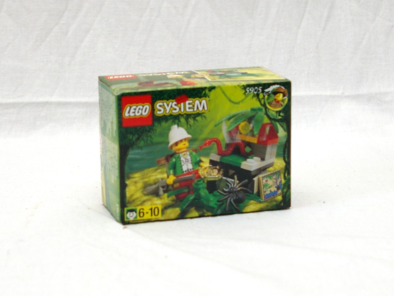#5905 レゴ 秘宝