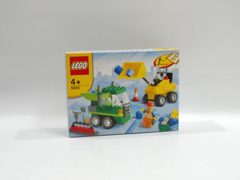 #5930 レゴ 工事