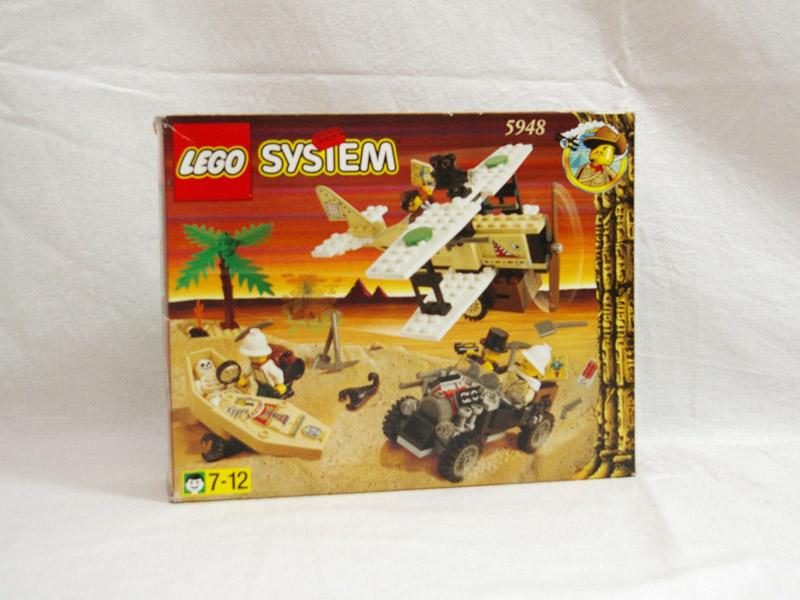 #5948 レゴ 砂漠の冒険隊