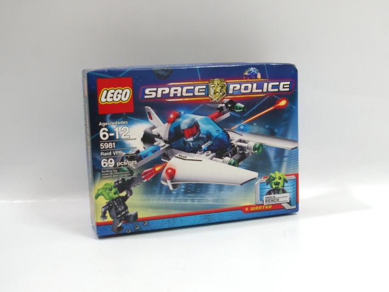 #5981 レゴ レイドVPR