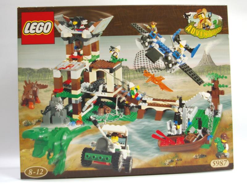 #5987 レゴ ダイノアドベンチャーパーク