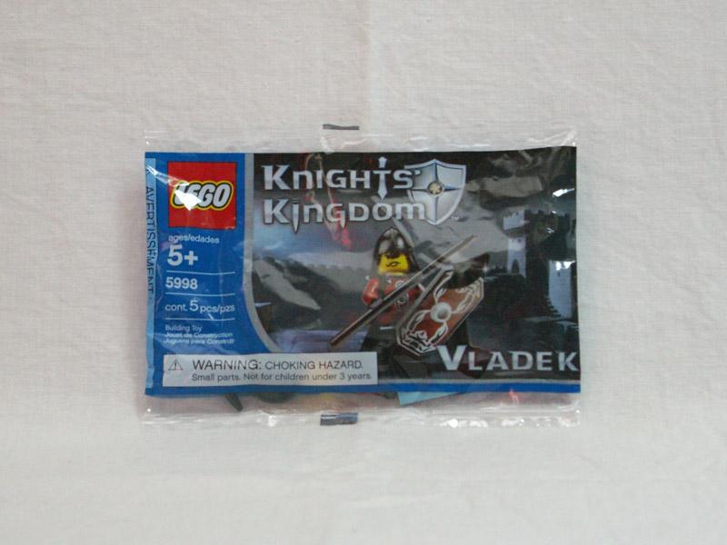 #5998 レゴ ブラデック