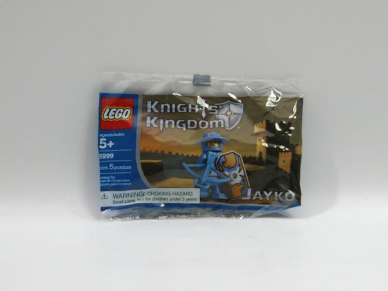 #5999 レゴ ジェイコ