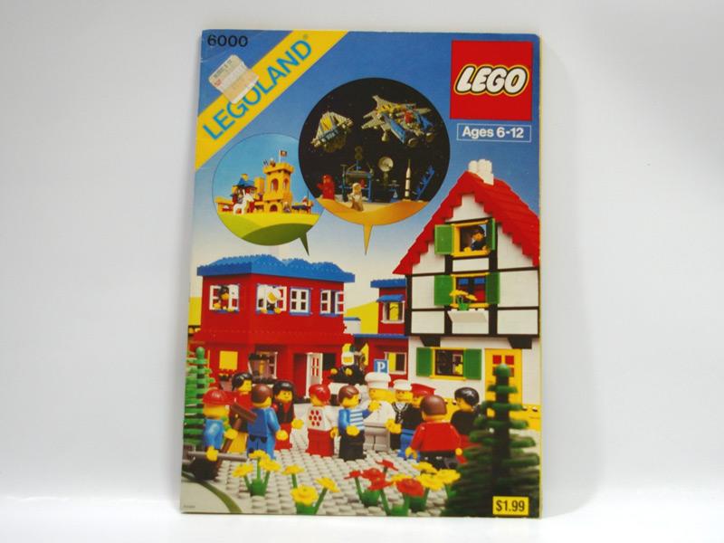 #6000 レゴ レゴランド・アイデアブック