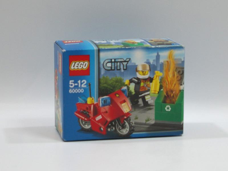 #60000 レゴ ファイヤーバイク