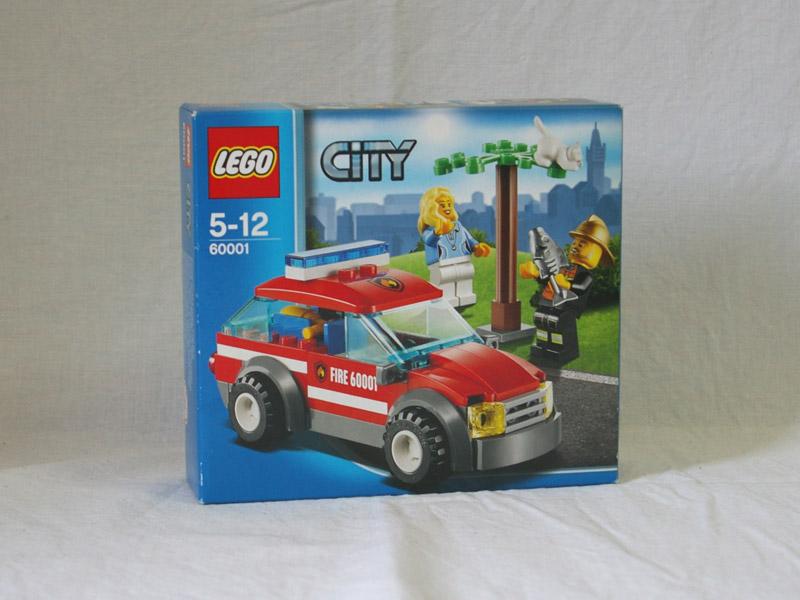 #60001 レゴ ファイヤーパトロールカー