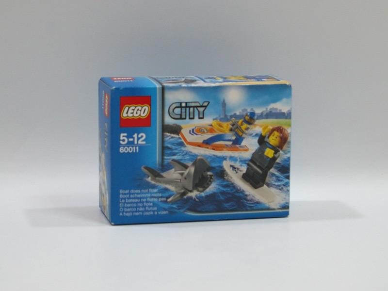 #60011 レゴ レスキュージェット