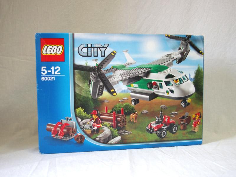 #60021 レゴ カーゴヘリプレーン