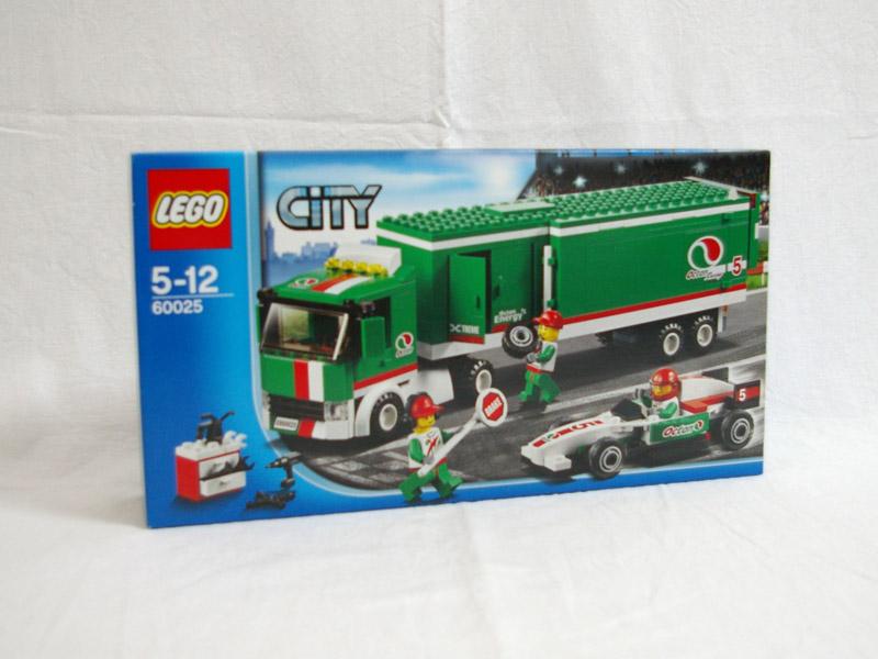 #60025 レゴ グランプリトラック