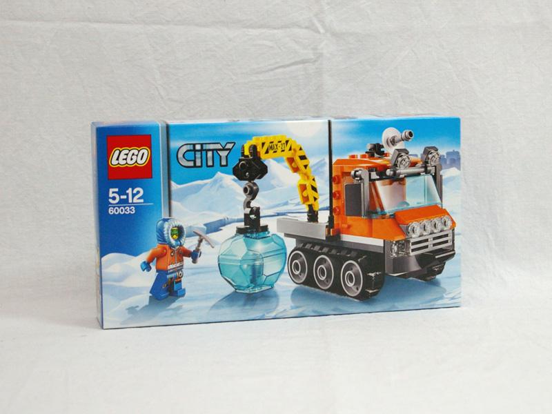 #60033 レゴ アイスクローラー