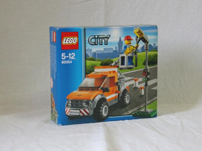#60054 レゴ リフトカー