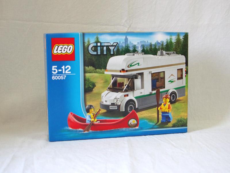 #60057 レゴ キャンピングカー